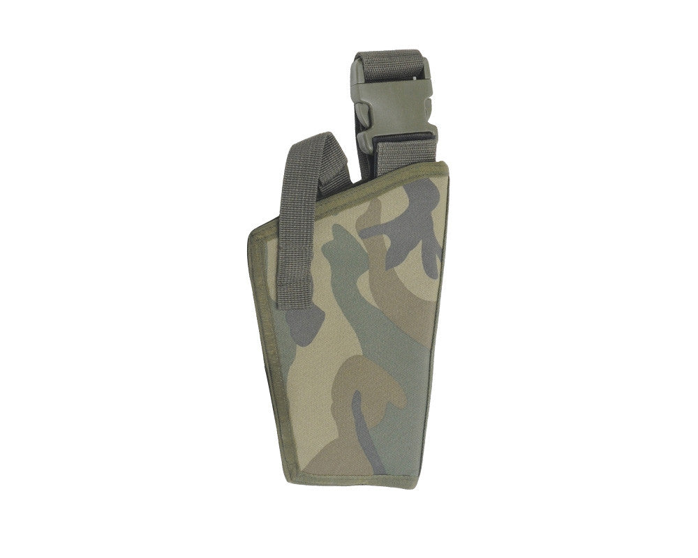 Special Ops Basic Holster - Right Hand - Woodland Camo