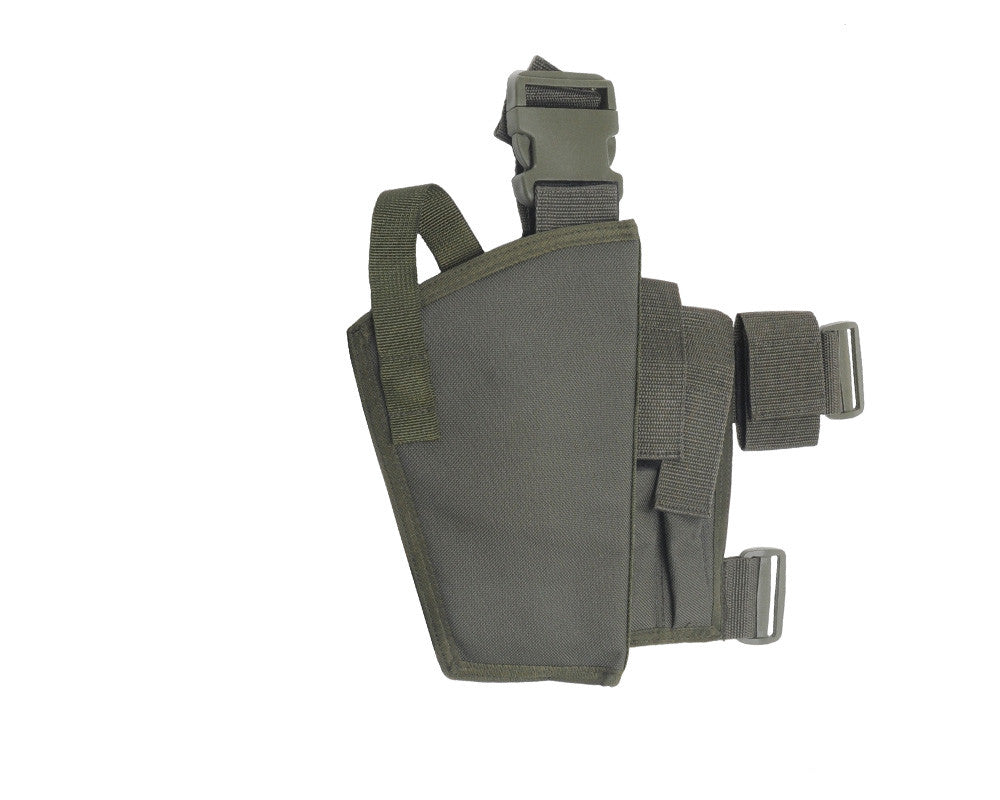 Special Ops Deluxe Holster - Right Hand - Olive Drab