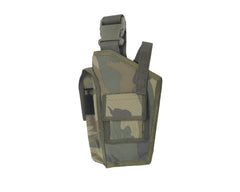 Special Ops Eliminator Holster - Left Hand - Woodland Camo