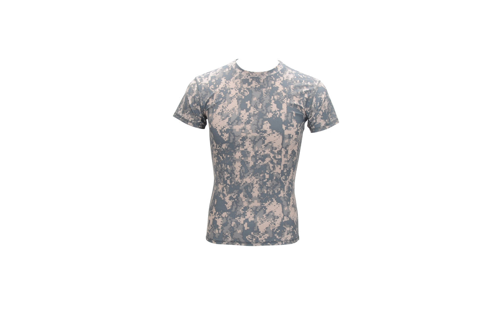 Special Ops Undercover Short Sleeve Shirt - ACU Camo