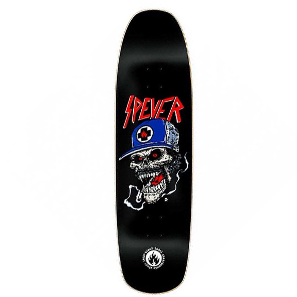 Black Label Wade Speyer Tribute - Black - 8.88 - Skateboard Deck
