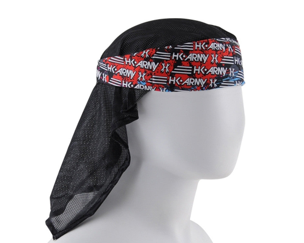 HK Army Headwrap - Splatter Patriot