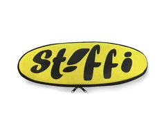 Stiffi Barrel Bag - Yellow/Black