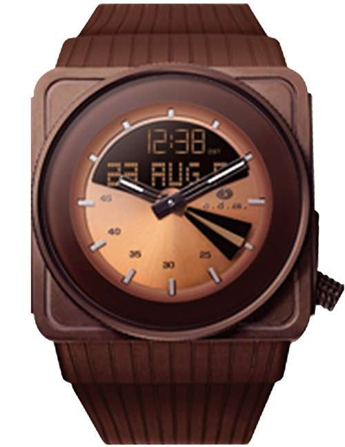 ODM JCDC 3 Touch - Brown - Watch