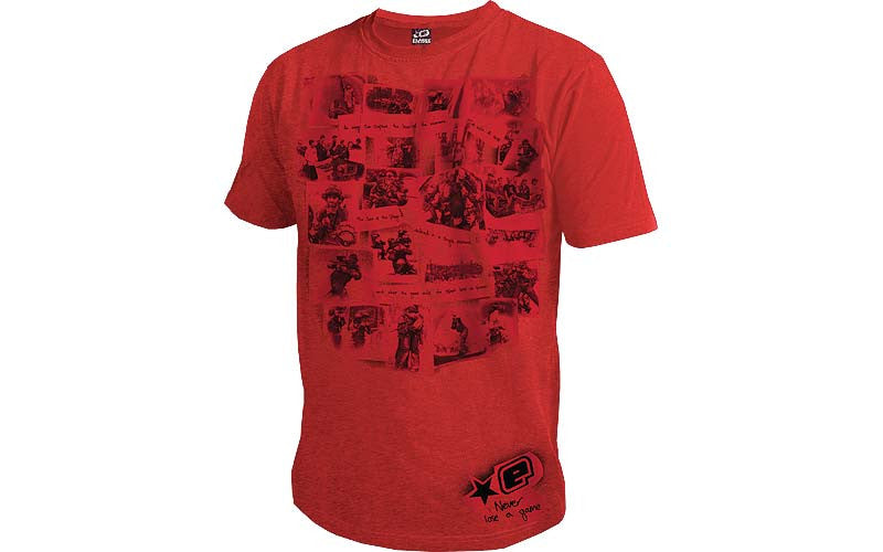 Planet Eclipse Men's 2011 Sunday Club T-Shirt - Red