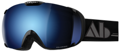 Dye T1 Biittner Snowboard Goggles w/ Additional Lens - Blue Ice Polarized