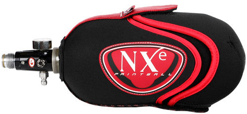 NXE 2009 Elevation Series Tank Cover - Large - Aftermath Red