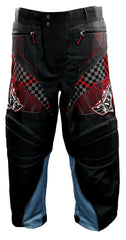 NXe 2011 Elevation Series Paintball Pants - Red