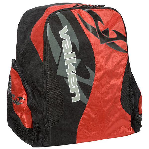 2011 Valken Elite Backpack - Red
