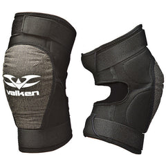 2011 Valken Paintball Impact Knee Pads - Black