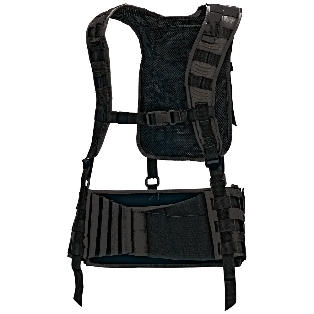 2011 Dye Tactical Assault Paintball Harness - Black