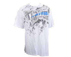 Tapout T-Shirt Sliced Up - White