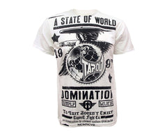 Tapout T-Shirt The State - White