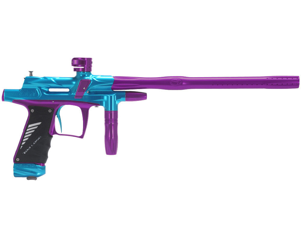 2012 Bob Long G6R OLED Intimidator - Teal w/ Purple