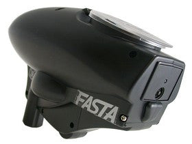 Kingman Fasta LED 18v Paintball Loader - Black
