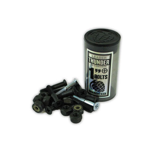Thunder Bolts Phillips - 1in - Skateboard Mounting Hardware
