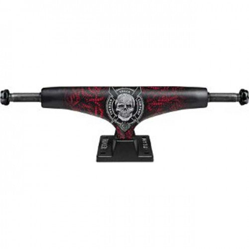 Thunder Muerte Low - Black/Black - 145mm - Skateboard Trucks (Set of 2)