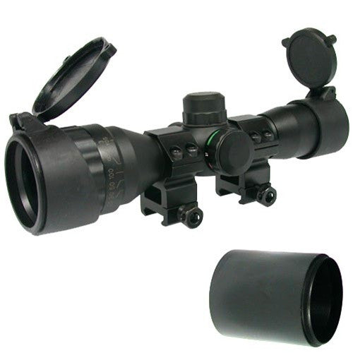 Tiberius Arms 4x32 Illuminated Scope