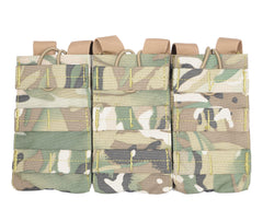 Tiberius Arms EXO M4 Mag Triple Pouch - TriCam