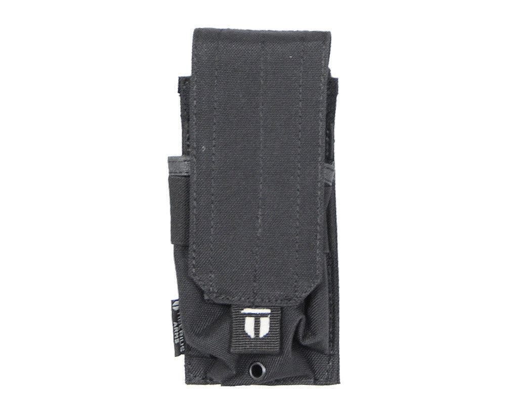 Tiberius Arms EXO Mag Pouch Double - Black