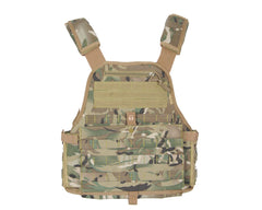Tiberius Arms EXO Tactical Paintball Vest - TriCam