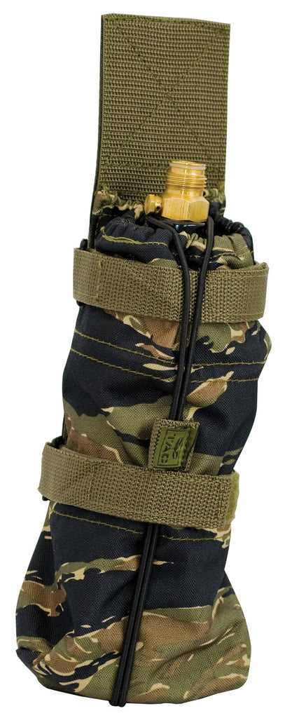 Valken V-Tac Vest Vertical Tank Holder - Tiger Stripe