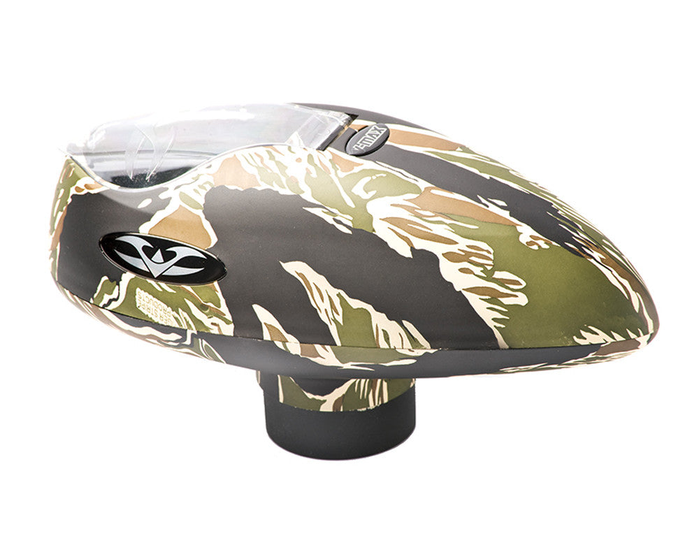 Valken V-Max A-5 Paintball Loader - Tiger Stripe