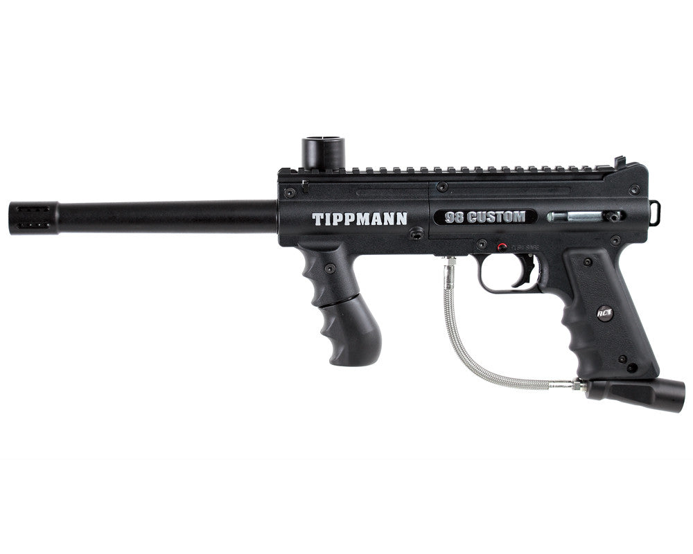 Tippmann 98 Custom ACT Platinum Series Paintball Gun w/ E-Trigger