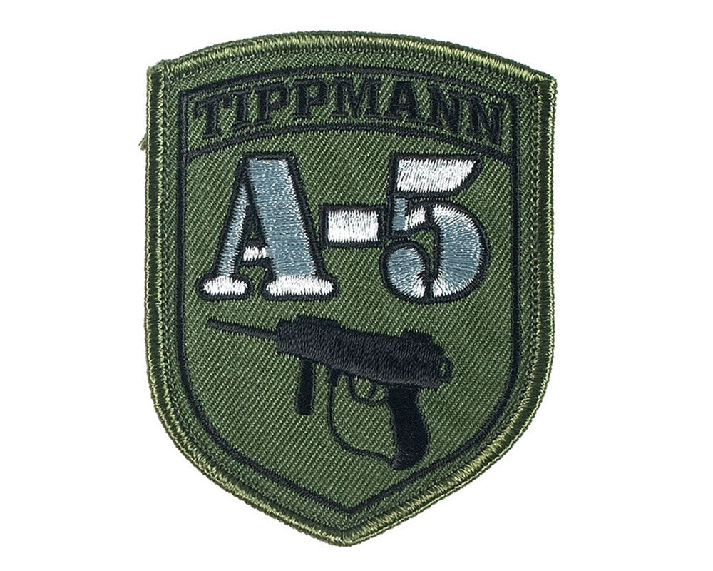 Tippmann A-5 Patch w/ Velcro