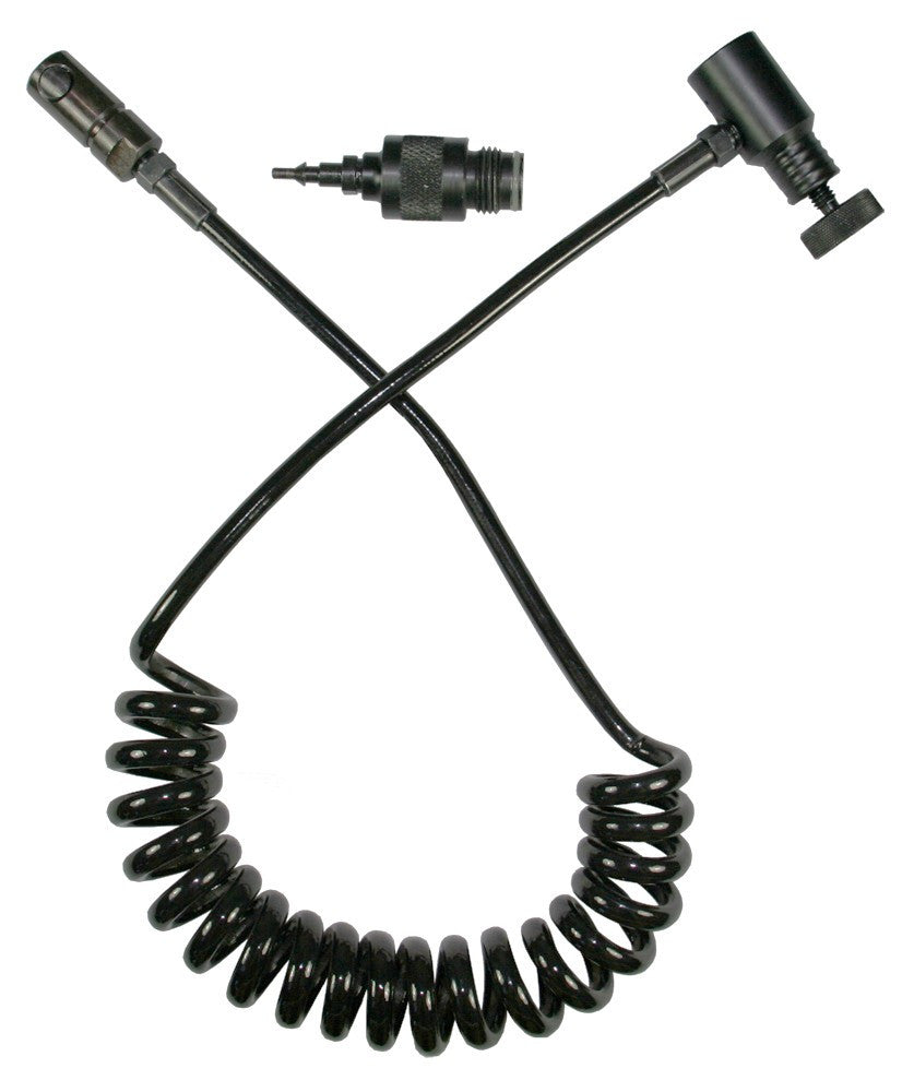 Tippmann Connex Coiled Remote Line w/ Quick Disconnect (T299105)
