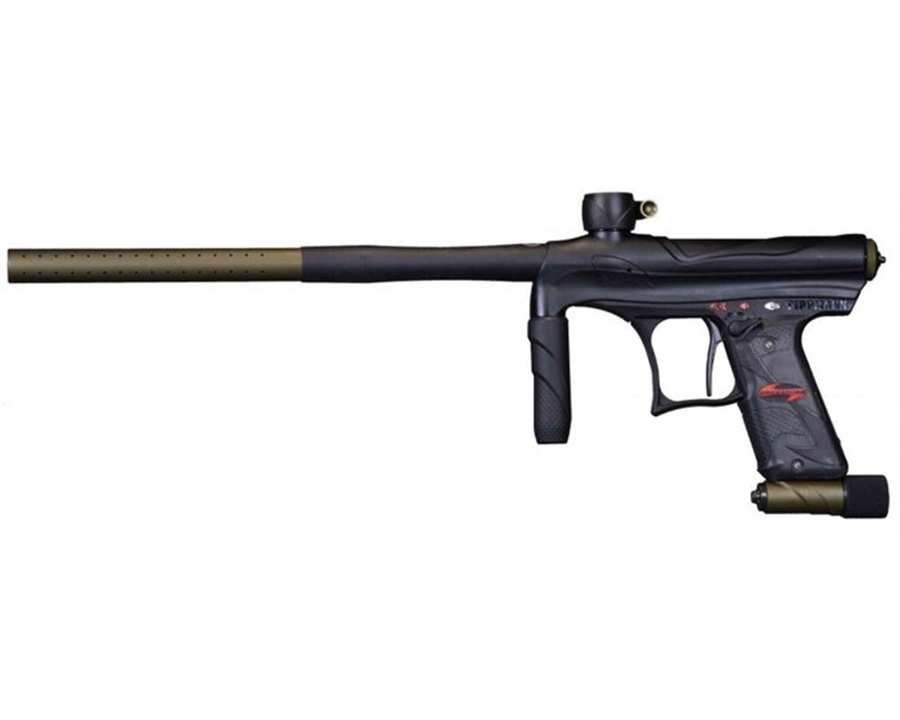 Tippmann Crossover XVR Paintball Gun - Black/Olive