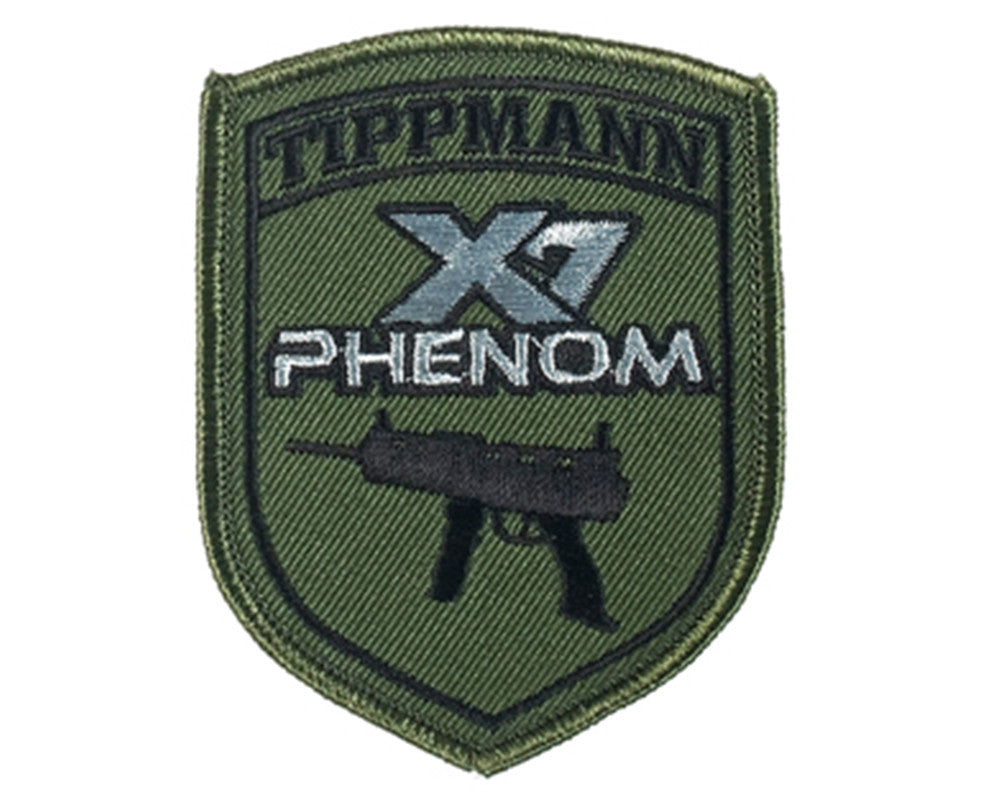 Tippmann X7 Phenom Patch w/ Velcro