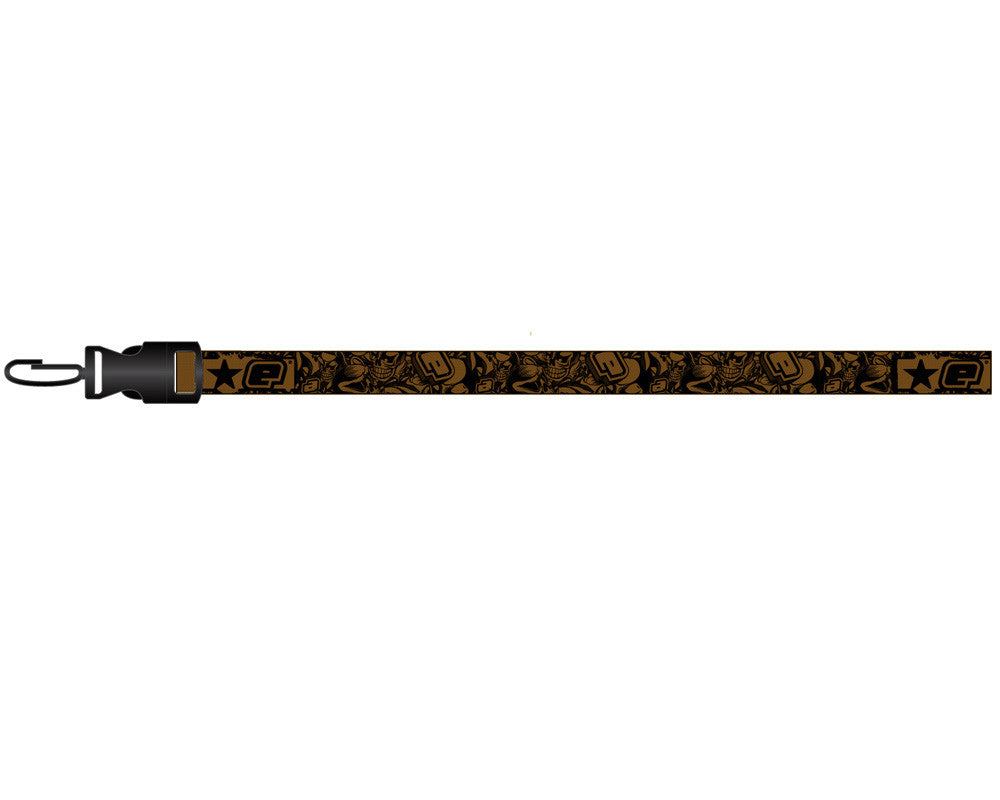 Planet Eclipse Konnect Lanyard - Titan Tan