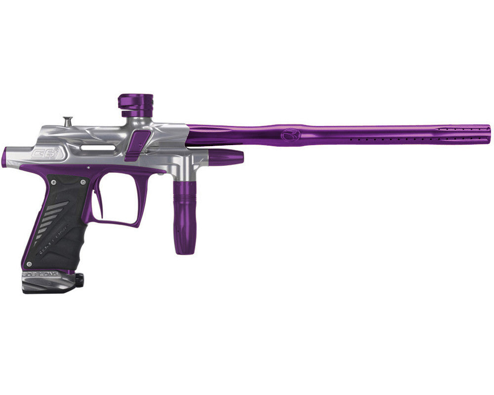 2012 Bob Long G6R OLED Intimidator - Titanium w/ Purple