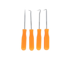 4-Pc. Mini Pick & Hook Tool Set