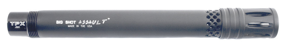 "Lapco Tippmann TPX Big Shot Assault Barrel - 8"" - .687 - Dust Black"