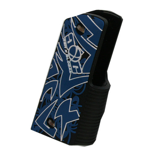 Gen X Global Tribal Wrap 45 Grip - Black/Blue/White