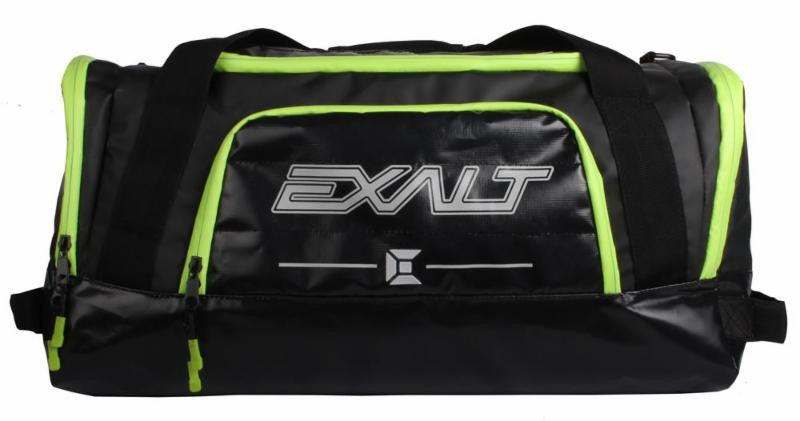 Exalt Getaway Carry-On Duffle Bag - Black