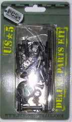 PCS US5 Deluxe Parts Kit