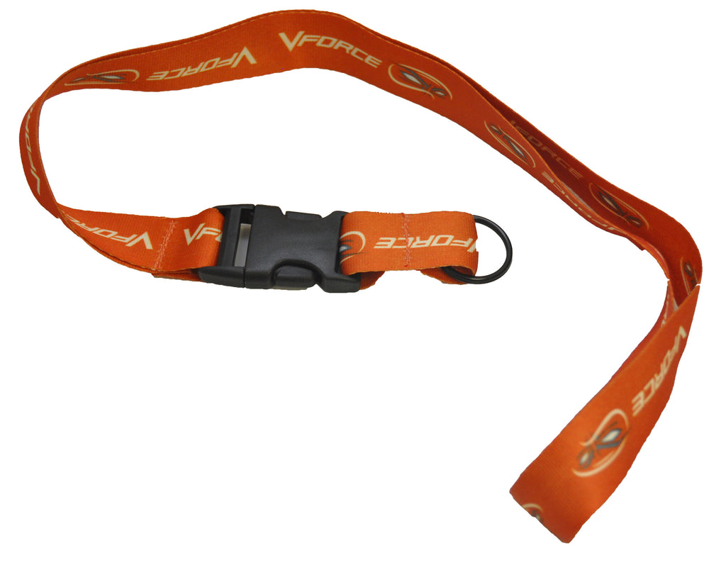 V-Force Squeegee Lanyard - Orange