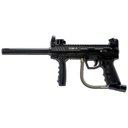 2010 Valken SW-1 Paintball Gun - Black