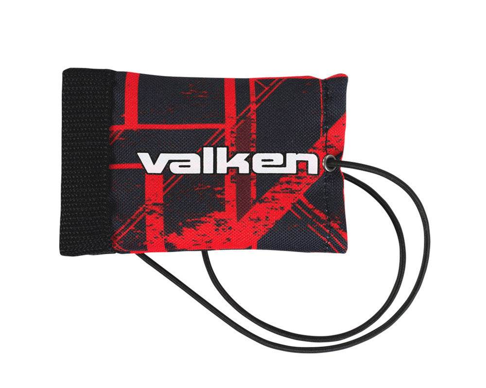 2014 Valken Crusade Barrel Cover - Hatch Red