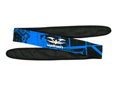 2014 Valken Crusade Paintball Headband - Hatch Blue