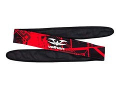 2014 Valken Crusade Paintball Headband - Hatch Red