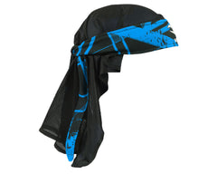 2014 Valken Crusade Paintball Headwrap - Hatch Blue