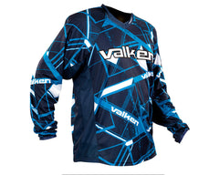 2014 Valken Crusade Paintball Jersey - Hatch Blue