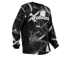 2014 Valken Crusade Paintball Jersey - Hatch Grey