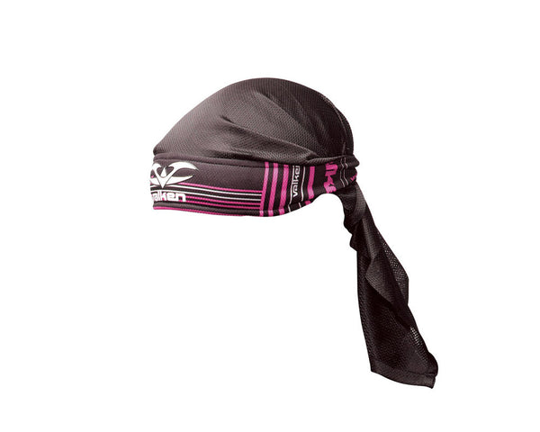2012 Valken Crusade Paintball Headwrap - Tron Pink