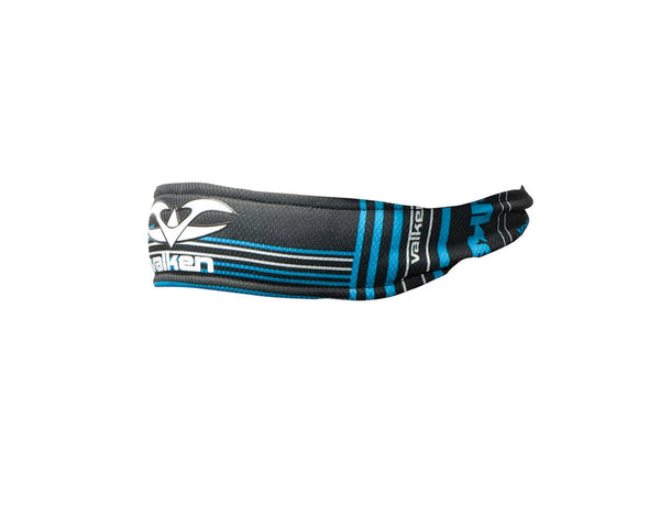 2012 Valken Crusade Paintball Headband - Tron Blue