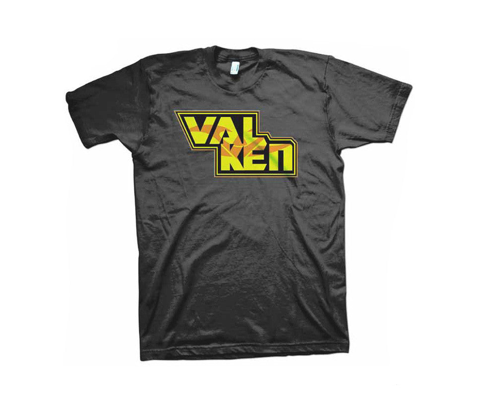 2012 Valken Paintball Broken T-Shirt - Black